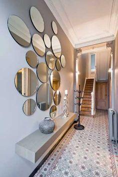just loving the tiles on the floor @ interieurdesigner.be
