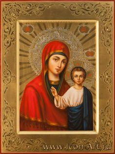 Пресвятая Богородица «Казанская» — фотография