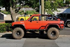 Thumbs up for the 1st Gen 4Runner, 28 years ago an off road legend was born. | All Toyota/Lexus/Scion | Pinterest | Legends, The o'jays and Exo