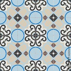 Iamart encaustic cement tiles combine the industrial beauty, the highly valued and reliable quality of the past centuries tailored to the needs of nowadays. Wall And Floor Tiles, Classic Collection, Cement, Kids Rugs, Handmade, Design, Home Decor, Hand Made, Decoration Home