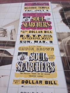 Chuck Brown & the Soul Searchers