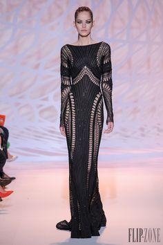 Zuhair Murad Sonbahar-Kış 2014-2015 - Couture - http://tr.flip-zone.com/fashion/couture-1/fashion-houses/zuhair-murad-4817 - ©PixelFormula