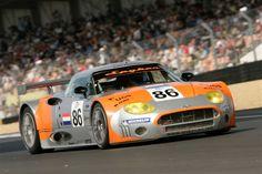 """""""Spyker"""" Le Mans."""