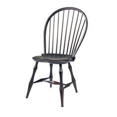 18th century antique reproduction  Windsor Chairs  Bowbacks & Sack-Backs Bowback Side Windsor Chair Bamboo