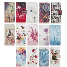 Flip Wallet Case Stand Cover PU Leather Design For Apple iPhone Samsung Galaxy | Mobile Phones & Communication, Mobile Phone & PDA Accessories, Cases & Covers | eBay!