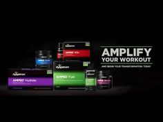 The Science Behind AMPED: Your New Performance Solution | Team Isagenix