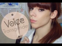 VOICE TRANSGENDER - How To Naturally Get A High Pitched Voice