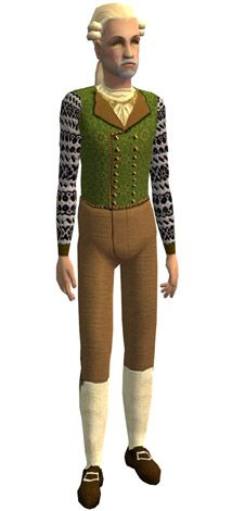 Parsimonious The Sims 2: Clothing & Skintones