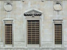 #Civic Theater Art Deco Facade