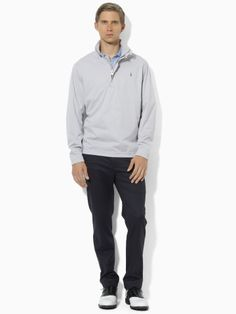 Waterproof Stretch Windshirt - Polo Golf Cloth -   (www.crippencars.com)  #crippencars#golfclothes#men