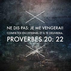 Proverbes 20_22