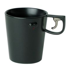 Black Gun Mug