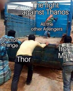 Whoa what about Scarlet Witch and Gamora? Plus Mantis was really important in the Battle on Titan Whoa what about Scarlet Witch and Gamora? Plus Mantis was really important in the Battle on Titan Avengers Humor, The Avengers, Marvel Jokes, Thanos Avengers, Films Marvel, Funny Marvel Memes, Dc Memes, Marvel Vs, Marvel Dc Comics