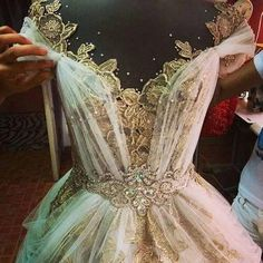 Ethereal Faery Dress <3