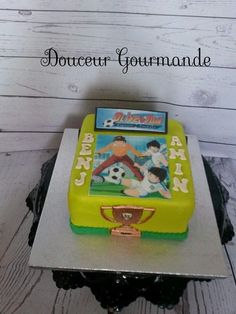 Olive et Tom Butter Dish, Nintendo Consoles, Creations, Dishes, Cake, Food, Gentleness, Greedy People, Tablewares