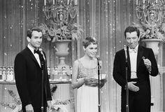 Vintage Golden Globes Fashion