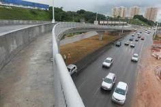 Pregopontocom Tudo: Novo viaduto na Avenida Paralela é liberado para tráfego nesta terça (20)...