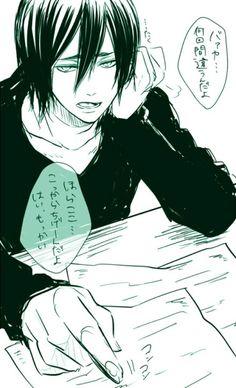 for some reason I really love Hanamiya Makoto, does that make me a bad person? haha