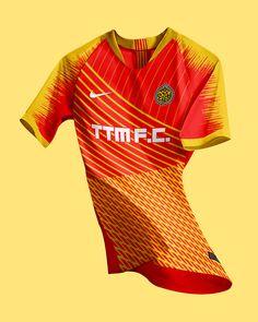 TTM F.C. | Kit Concept on Behance