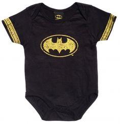 Kiditude - Batman Baby Bodysuit $11.95