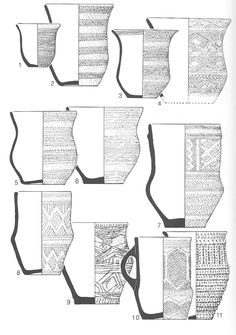 Bronze Age Pottery Sequence | Ritaroberts's Blog
