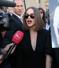 Image result for emilia clarke fashion