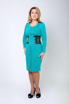 Стильное женское платье большого размера  продажа 3061c05cc51bb