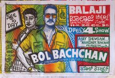 Gallery: Hand-Drawn Indian Movie Posters Convey 'Passion, Power and Immediacy' | Asia Society