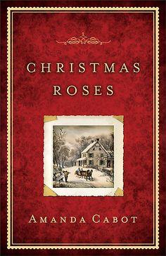 The Homemade Creative: Christmas Roses | Amanda Cabot | Book Review & Swedish Pound Cake