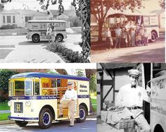 The Helms Bakery Trucks were based in Culver City and later in Montebello too. The bakery was famous in LA and the So Bay, it operated from 1931 to 1969. Paul Helms started Helms Bakery in a building between Washington & Venice Blvd, on March 2, 1931.