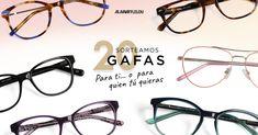Regístrate y participa en el sorteo de las 20 gafas que realiza tu óptica ALAIN AFFLELOU de Toledo.