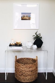 Take a look at the most modern acrylic console tables. They will definitely add up that extra something to your interior designs. #consoletables #modernconsoletables #acrylicdesigns #2017trends #designideas #roomdesign #roomideas #home ideas