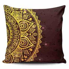 Cojin Decorativo Tayrona Store Mandala 71 - $ 44.900