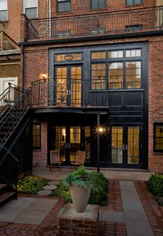 Brooklyn Brownstone Design, Pictures, Remodel, Decor and Ideas So Beautiful...