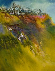 Watercolour by Anne Blockley
