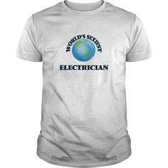 World's Sexiest Electrician - Get this Electrician tshirt for you or someone you love. Please like this product and share this shirt with a friend. Thank you for visiting this page. (Electrician Tshirts)