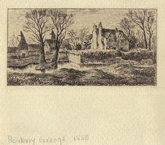 PCD_1862 Howbury Moat House, Slade Green c.1888