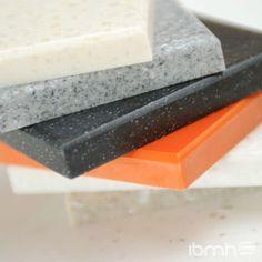 Solid Acrylic and Quartz Stone