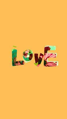☯☮ॐ American Hippie Psychedelic Art ~ Love