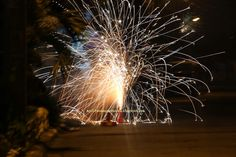 How To Photograph Fireworks: Beginner