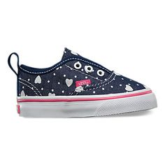 RQ2FG4 - Toddlers Heart Dots Authentic V