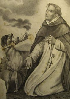 Dominican Order, Saint Dominic, Catechism, Madonna, Saints, Statue, Painting, Fish, Image