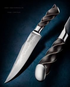 Desrosiers knives
