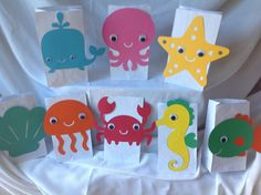 69 Ideas birthday party under the sea goodie bags Birthday Balloons, First Birthday Parties, First Birthdays, Ocean Party, Water Party, Little Mermaid Parties, Under The Sea Party, Party Themes, Party Ideas