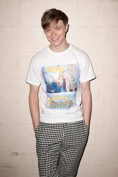 Dane DeHaan connects with photographer Terry Richardson for a quirky fashion story shot in Coney Island.