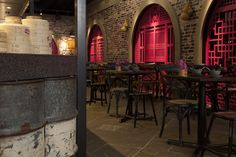 Mrs Mi restaurant by Giant Design, Sydney – Australia » Retail Design Blog