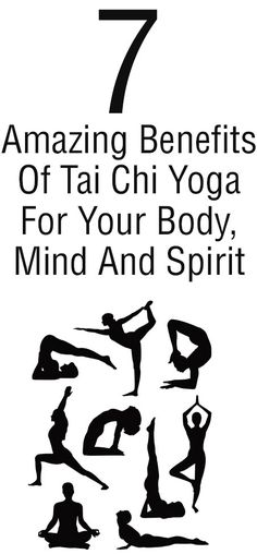 7 Amazing Benefits Of Tai Chi Yoga For Your Body, Mind And Spirit
