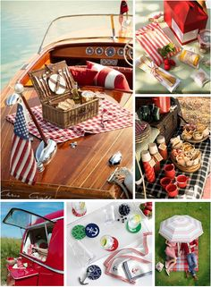 Beach Bound: Pack the perfect picnic basket