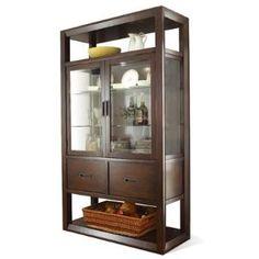 Riverside Furniture Riata China Cabinet $1530.00 by AllModern