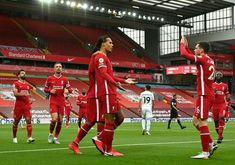 Liverpool Football Club, Liverpool Fc, Virgil Van Dijk, Premier League Champions, Thailand, Basketball Court, Sports, Rocks, Twitter